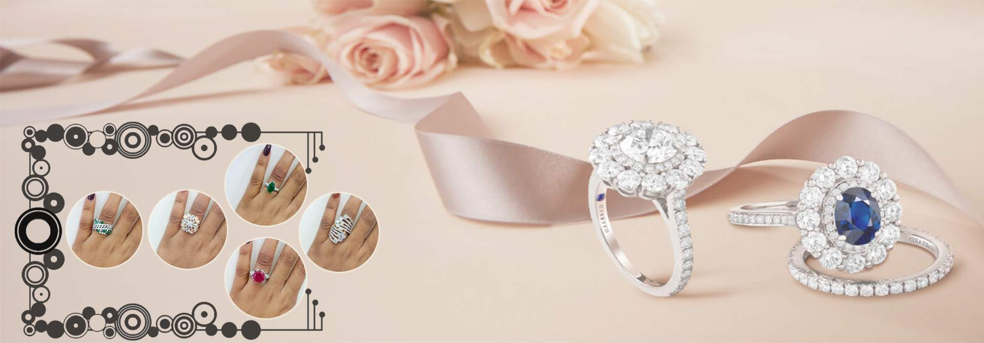CZ Fashion Rings